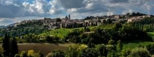 Urbino dalle Cesane 13